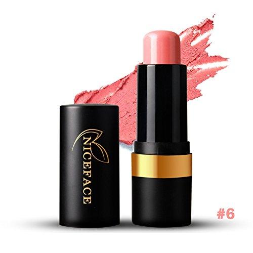 Cocohot Makeup Blush Stick Glaze Glisten Highlighting Cheek Highlighting Moisturizing Colour Balm das Rouge