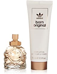 adidas Born Original Kit Cadeau Eau de Parfum + Lotion Corporelle 105 ml