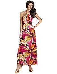 Lili Damen Kleid mehrfarbig mehrfarbig 36