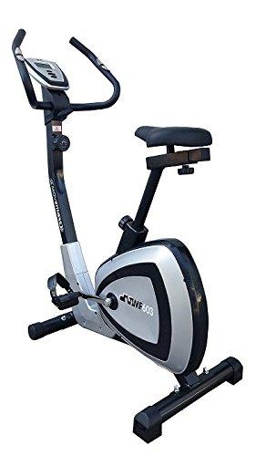 Cyclette Magnetica Mf603 Movi Fitness Sport Bike Bici Regolabile Magnetica Gambe