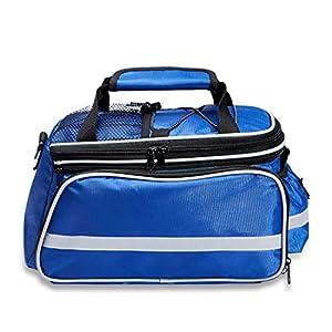 41EkPkg YmL. SS300 onesky-uk borsa laterale per bici, sedile posteriore bagagli pacchetto, multi funzione escursione ciclismo equitazione…