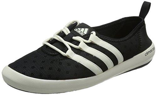 adidas Damen Climacool Boat Sleek Bootsschuhe, Schwarz Chalk White/Core Black, 40 EU