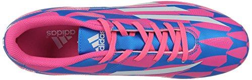 adidas F5 TF, Chaussures Homme Sopink/CBlanc/Solblu
