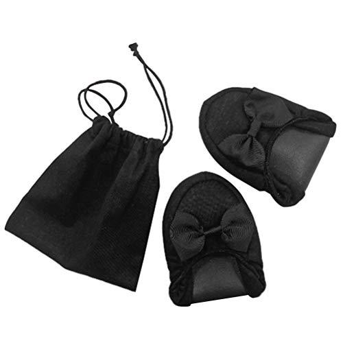 LIOOBO 24.5cm Mujeres Zapatillas Plegables portátiles Viaje Interior silencioso Mocasines de algodón...