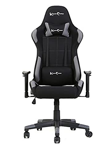 KingCore Ergonomic Racing Style Bucket Seat High-back PC Gaming Chair