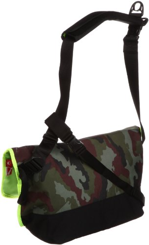 Puma-Traction Courier Tasche aus bandouliã ¨ RE Grün