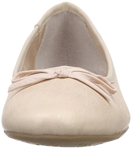 s.Oliver - 22133, Ballerine Donna Rosa (Pink (ROSE 544))