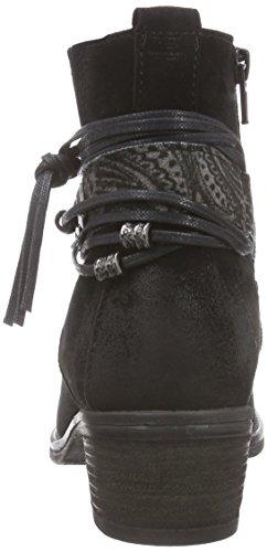 Tamaris 25888, Bottes femme Noir - Schwarz (BLACK COMB 098)