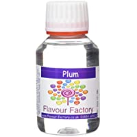 Flavour Factory Arôme Alimentaire Intense Prune 100 ml