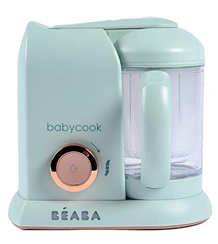 Béaba - Babycook® Solo - Babymixer - Matcha/Grün