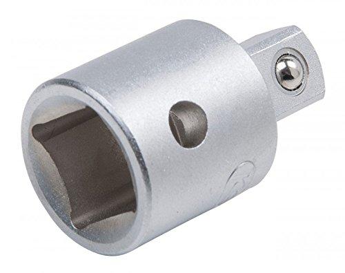 "KS Tools 911.1233 - Adattatore di riduzione, 1/2"" F x 3/8"" M"