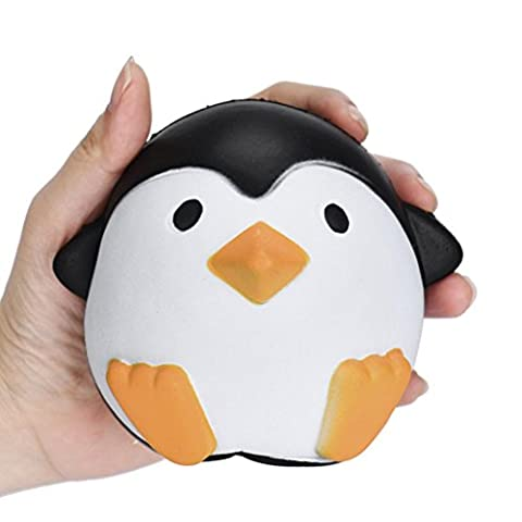 Squeeze Toys, SHOBDW Cute Penguins Squishy Slow Rising Cream Scented