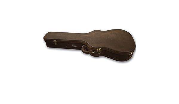 Spider /Étui rigide pour guitare acoustique dreadnought