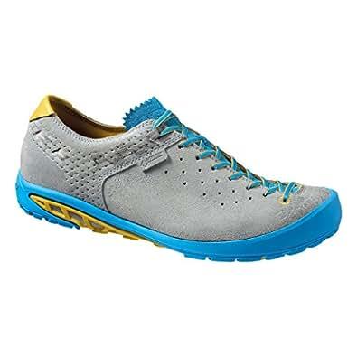 Salewa Ramble - WS RAMBLE GTX, Chaussures femme - Gris - Grau (0485_Moon/Opale), 42.5 EU (8.5 Femme UK) EU