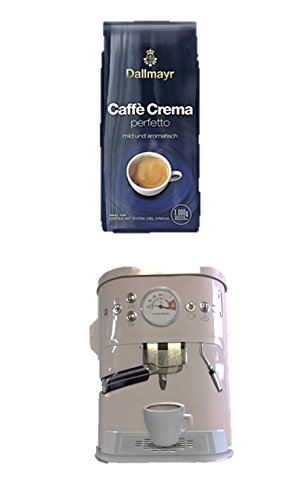 Dallmayr Crema for you perfetto mild und aromatisch 1.000g in Bohne NEU noch mehr Crema … + +...