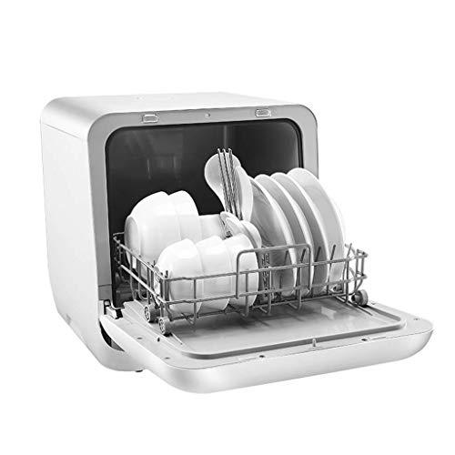 DHINGM Pequeño automática hogar Desinfección lavavajillas