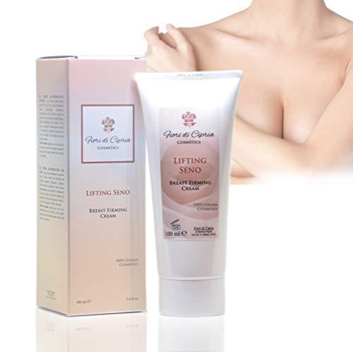 Bruststraffung Creme - Sie Unterstützt Die Haut,Verbessert Den Feuchtigkeitszustand Der Oberfläche,Wirkt Gegen Die Dehnung Des Gewebes Und Verhindert Dehnungsstreifen - 100 ml
