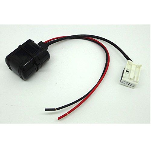YIHAO module Bluetooth radio stéréo adaptateur de câble auxiliaire pour BMW 1 3 S E87 E81 E90 E93 X5 Zz35682