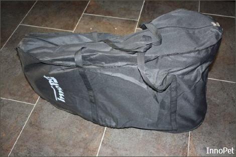 InnoPet Tragetasche Transporttasche für Hundebuggy Katzenbuggy Schutz