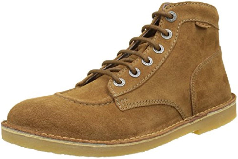 Kickers Orilegend, Zapatos de Cordones Derby para Mujer