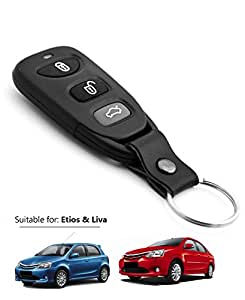 1-Key Spare / Replacement Remote For Toyota Etios & Liva
