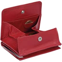 Wiener Schachtel LEAS in Echt-Leder, rot - ''LEAS Special Edition''