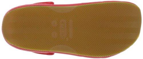 Crocs Crocs Retro Clog Unisex-Erwachsene Clogs Rot (Red/Black)