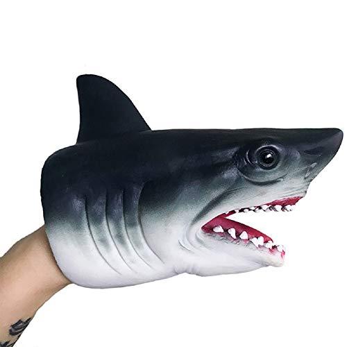 Jiaamengg marioneta Mano tiburón - marioneta Mano