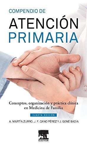Compendio De Atención Primaria - 4ª Edición - 9788490227541