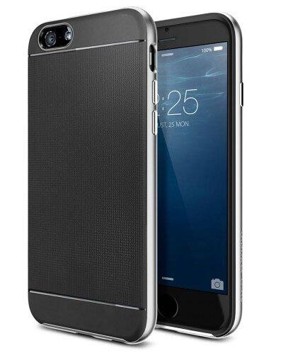 Monkey Cases® iPhone 6Plus-5,5pouces-Silicone-Argent-Étui-Soft Back Cover-Original-Neuf/emballage d'origine-Silver
