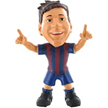 Comansi Y74147. Figura Pvc. Jugador FCB Messi celebrando un gol. 7 cm
