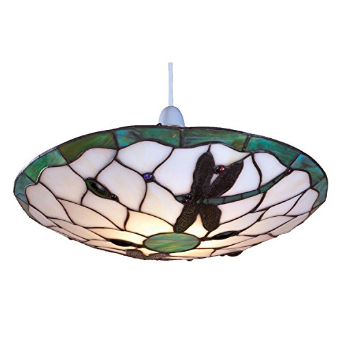 green-dragonflytiffany-uplighter-pm5004