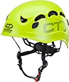 Climbing Technology Venus Plus, Casco Unisex – Adulto, Verde, 50-61 cm
