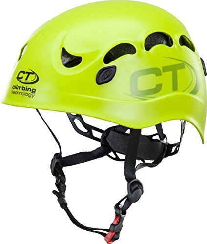 Climbing technology venus plus, casco unisex - adulto, verde, 50-61 cm