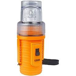 Lomo Marine LED Lumière stroboscopique de plongée