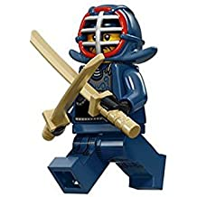 LEGO Series 15 Collectible Minifigure 71011 - Kendo Fighter by LEGO