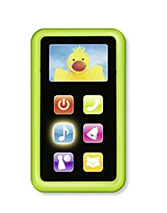 Ravensburger 04475 electrónica para niños - Electrónica para niños (Verde, Tocar, 0,75 año(s), Niño/niña, AAA, 65 mm)
