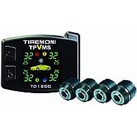 Sistema de control de presión de neumáticos TD-1800-X