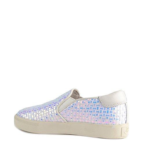 Ash Chaussures Impuls Bis Baskets Femme Blanc