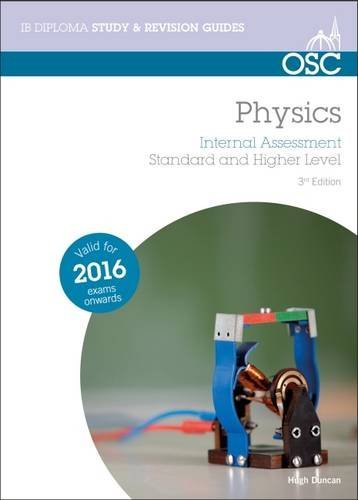 IB Physics Internal Assessment by Hugh Duncan (2016-07-04)