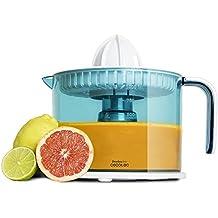 Exprimidor eléctrico para naranjas y cítricos de 40 W. Tambor de 1 litro BPA Free
