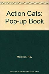 Action Cats: Pop-up Book
