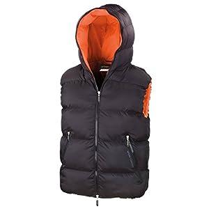 41Ekn5HPaRL. SS300  - Result Mens Outdoor Wear Dax Down Feel Gilet Bodywarmer