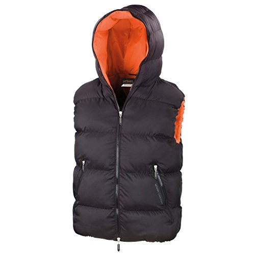 41Ekn5HPaRL. SS500  - Result Mens Outdoor Wear Dax Down Feel Gilet Bodywarmer