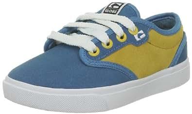 Globe Motley Kids, Jungen Skateboardschuhe, Blau (12065 Blue Citrus), 33 EU