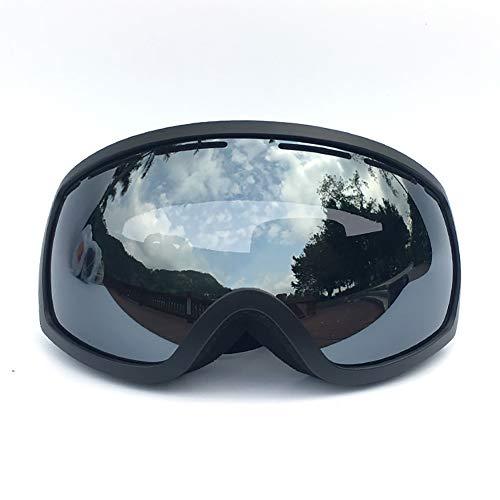 HAOYU Coke Myopia Skibrille Double Anti-Fog Skibrille Männer und Frauen Kletterbrille Brille Outdoor-Sportbrillen,C