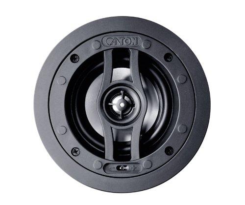 Canton InCeiling 845 Deckenlautsprecher (Nenn-/Musikbelastbarkeit: 50/100 Watt) 1 Paar weiß
