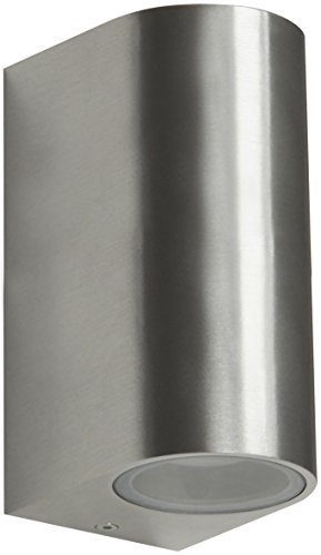 Ranex Smartwares 5000.467 Kimi Wandleuchte – Doppel-LED – Aluminium