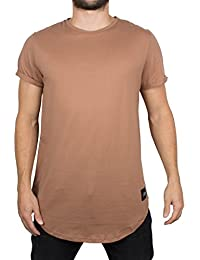 T-shirt uni Sixth June oversize beige 1696C