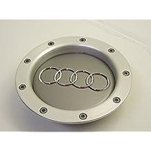 Tapacubos centrales para llanta de aleación de 43 cm, para Audi TT 8N A6C5A4B5, Estilo RS4